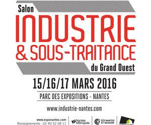 Sol Solution participe au Salon de l'Industrie et de la Sous-traitance du 15 au 17 mars 2016